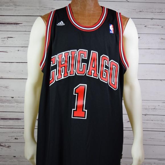 adidas Other - Adidas Men s Chicago Bulls Derrick Rose XXL Jersey b0d58fbee